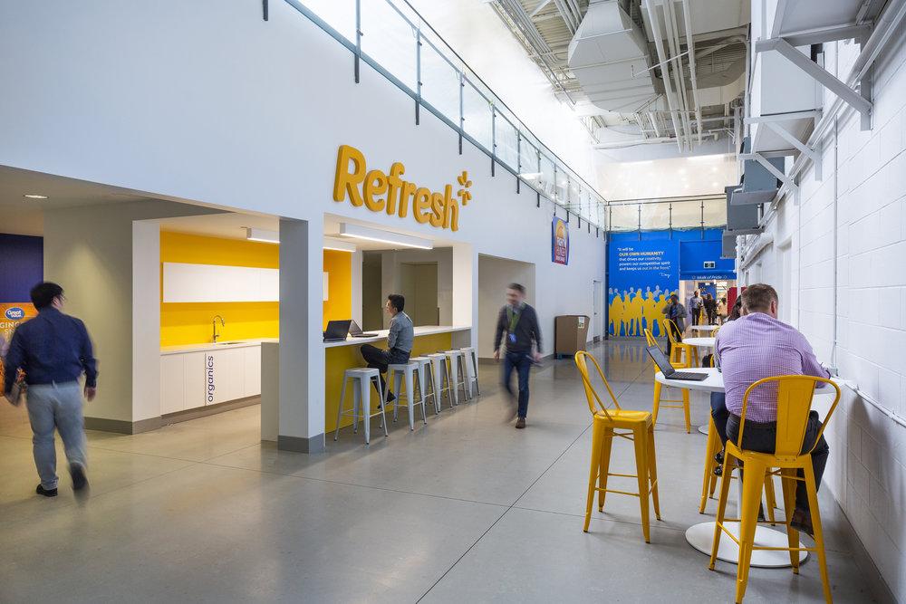 Walmart Canada HQ - 200,000 SF