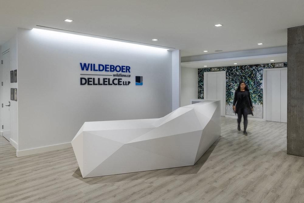 Wildeboer Dellelce LLP - 20,000 SF