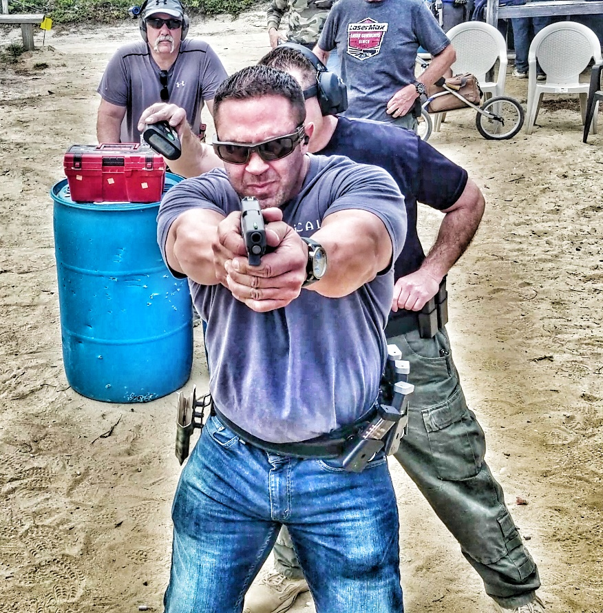 John Napolitano - USPSA Sponsored Shooter and Marketing Consultant@johnnapolitano