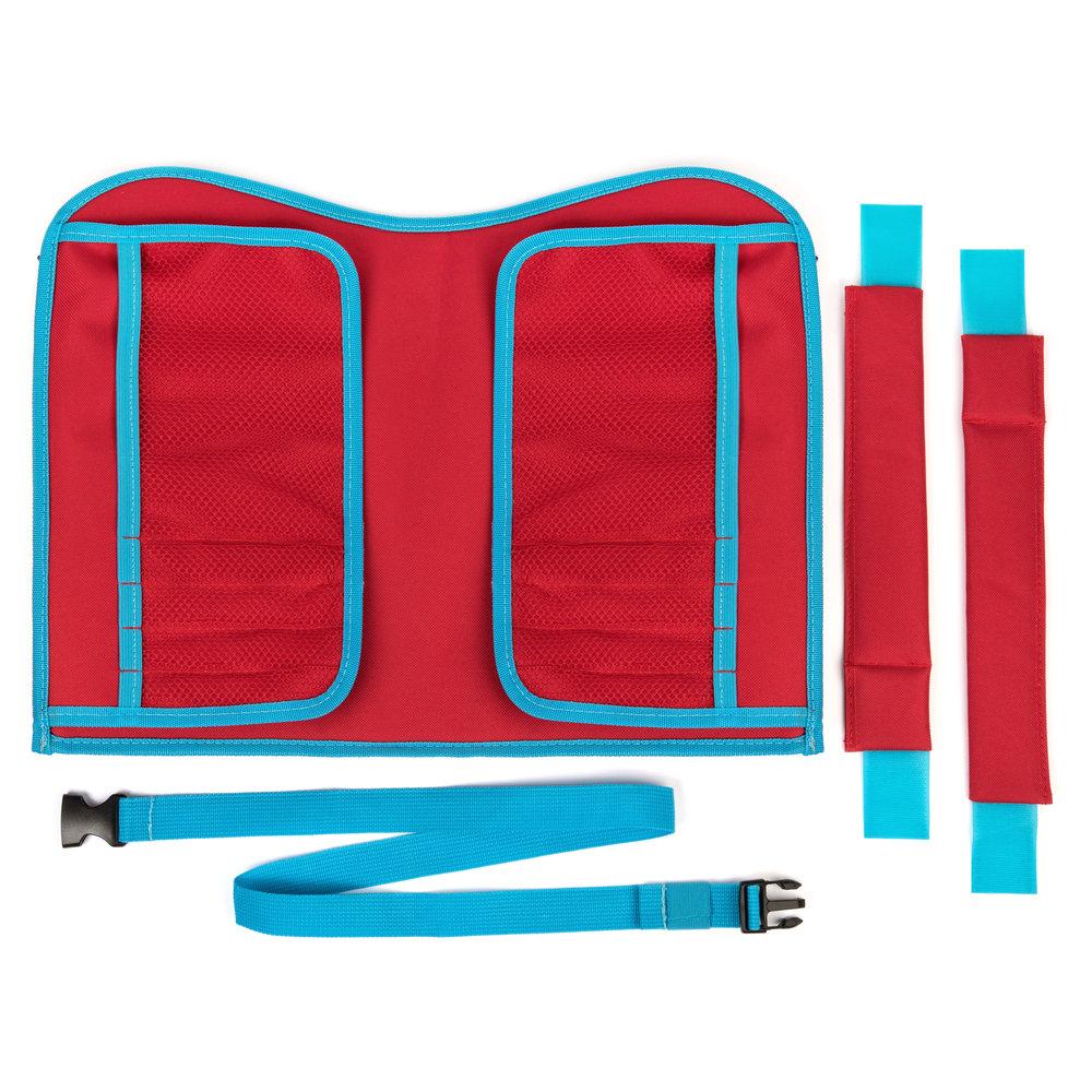Children's Travel Lap Tray Folded for Storage.jpg