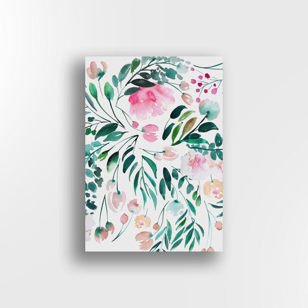 Floral Heaven / Whole