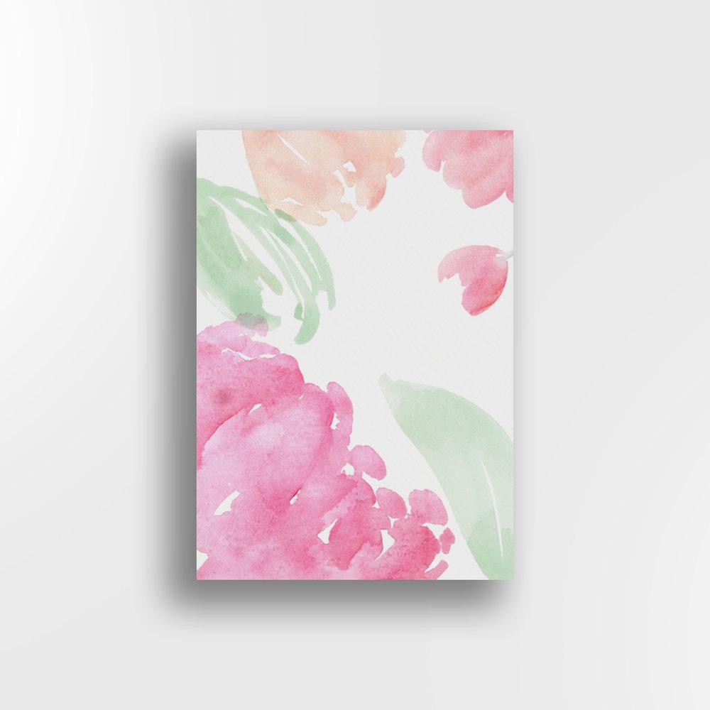 Soft Subtle Blooms