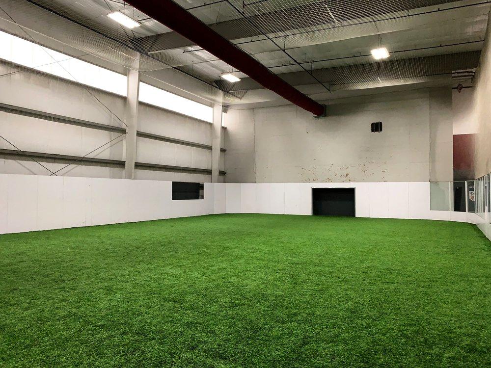 Sportsplex, Mini Field.