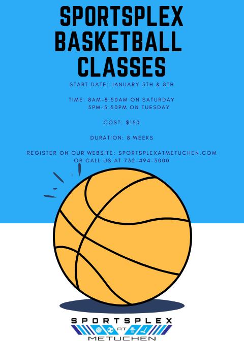 Sportsplex, Saturday Basketball Class Flyer..png