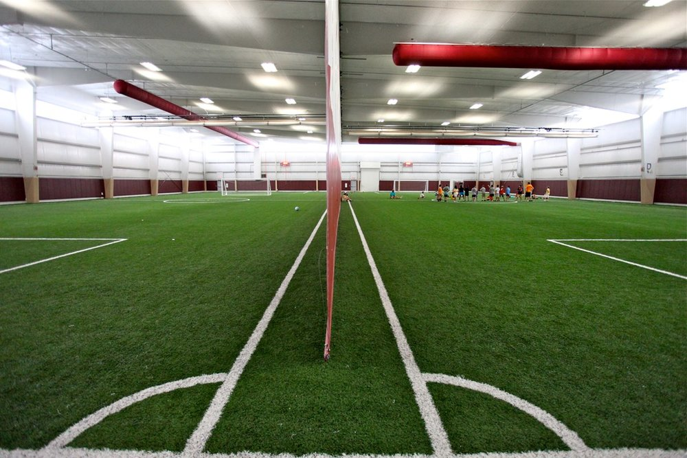 Sportsplex at Metuchen, Fields.