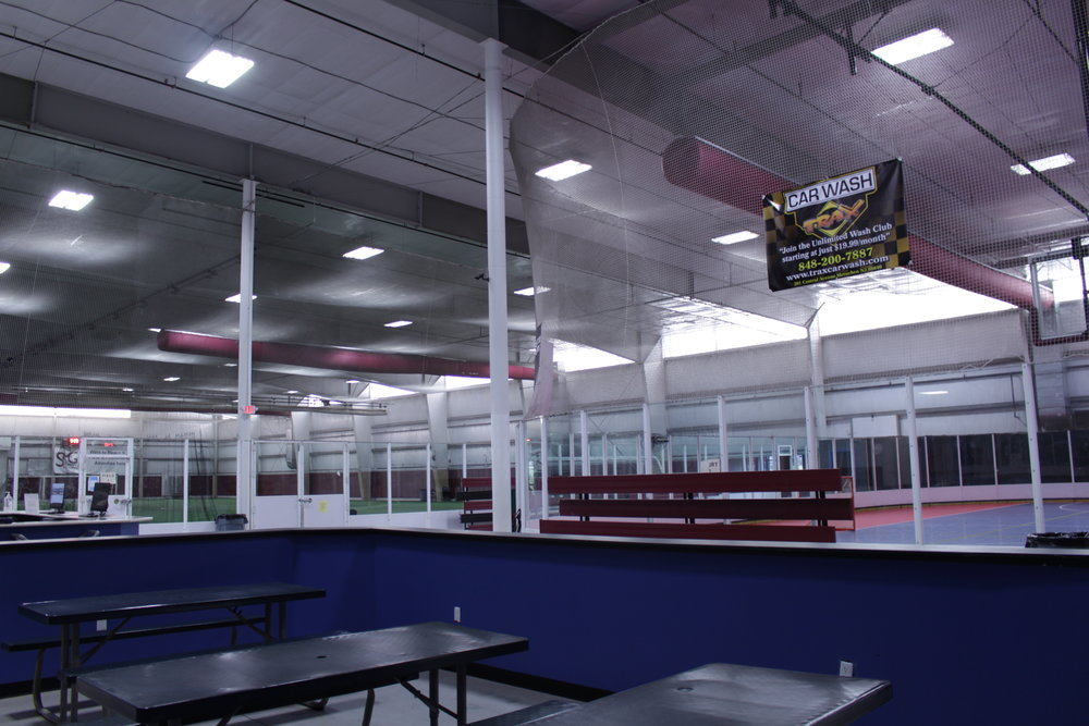 Sportsplex at Metuchen, Wide Facility View.