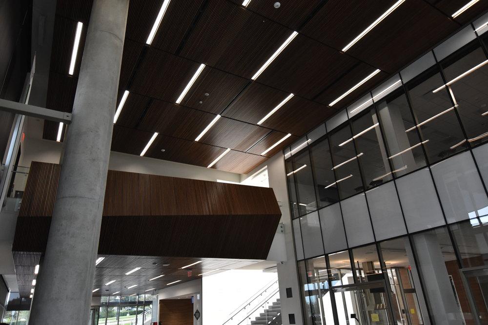 UNT Interdisciplinary Building