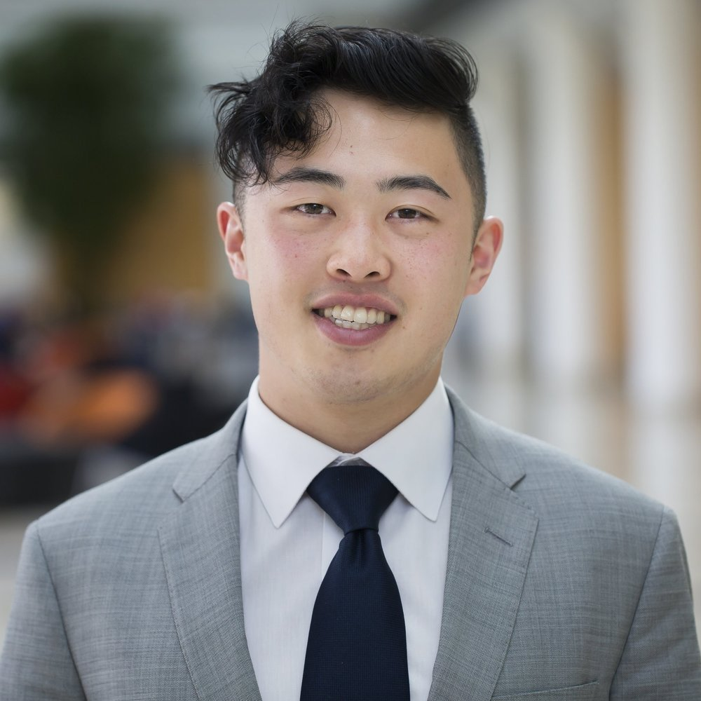 Charles Lu   President  Current Position: MD/PhD Candidate, Neural Engineering