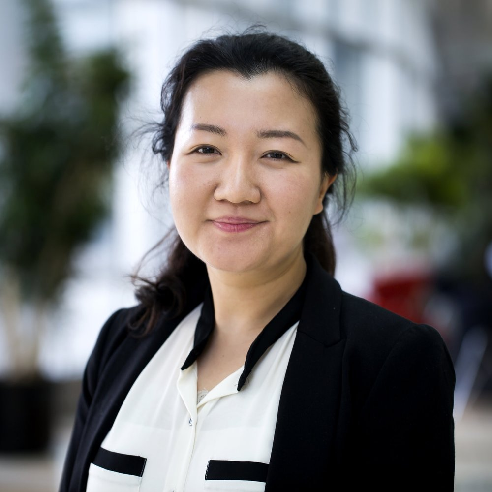 Dr. Yajing Liu   Co-Director of HR  Current Position: Specialist, Radiation Oncology at U of M
