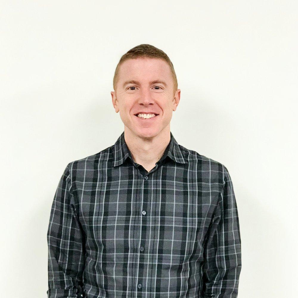 DARREN YOUNG   Lead Pastor
