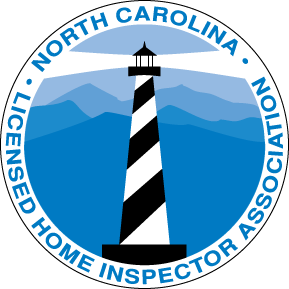 Member of the North Carolina Licensed Home Inspector Association