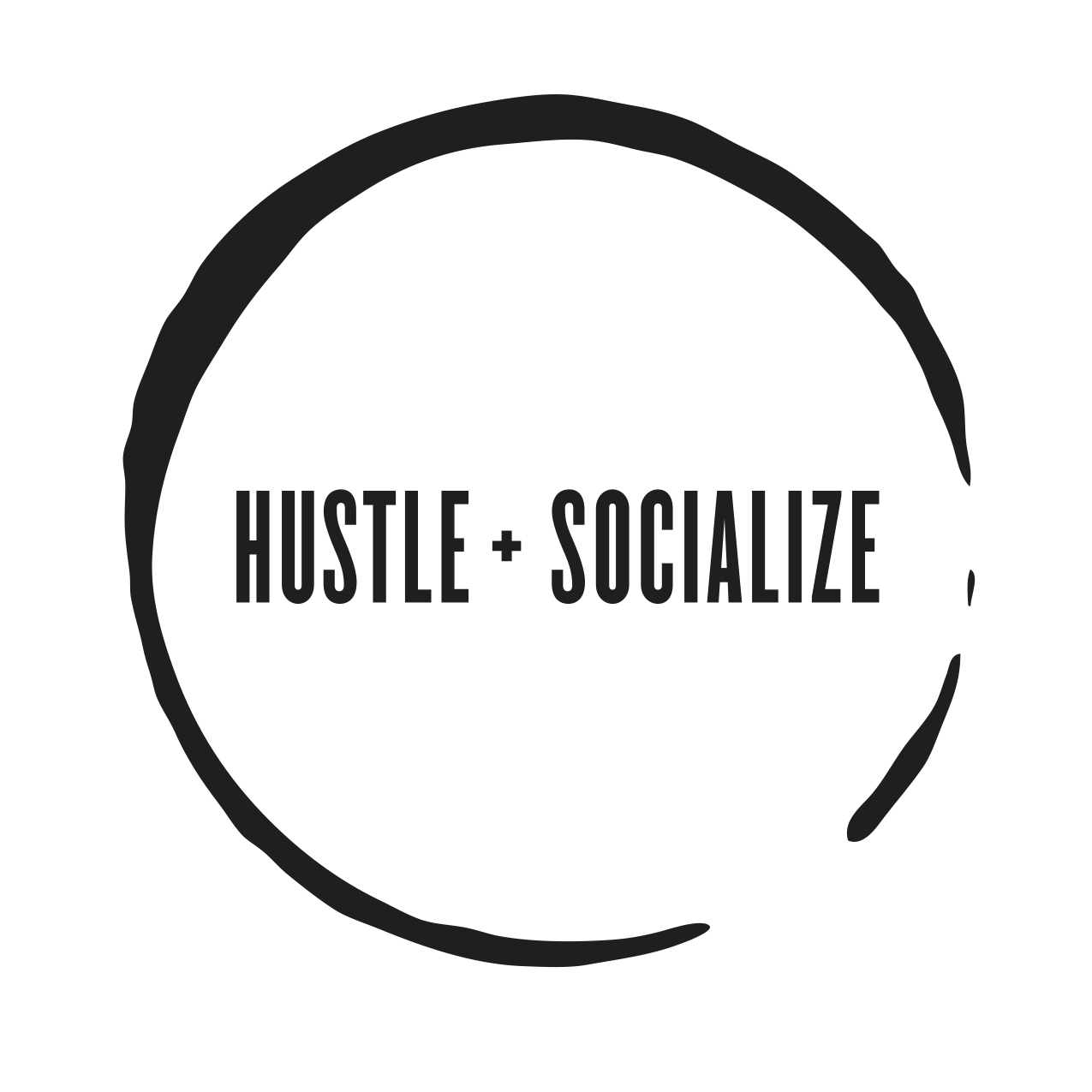 Hustle + Socialize
