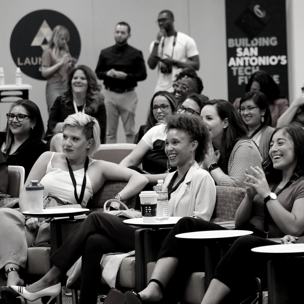 Launch SA - We are proud to have hosted H+S's inaugural event at Launch SA, and again to be to be working in tandem with Launch SA for 2019 in encouraging collaboration, fostering creativity, promoting productivity, and inspiring innovation amongst San Antonio's women business leaders.Thank you Launch SA!