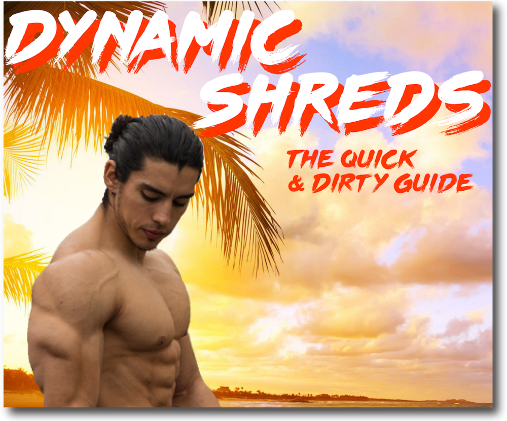 Instant access to  Dynamic Shreds . Grab it   here  .