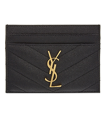Saint Laurent Cardholder - $250