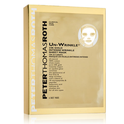 Peter Thomas Roth 24k Sheet mask - 6 Pack $68.00 at Sephora