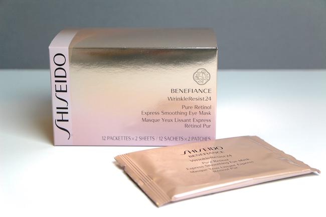 Shiseido eye pathces - 3 Pack $17.50 at Ulta