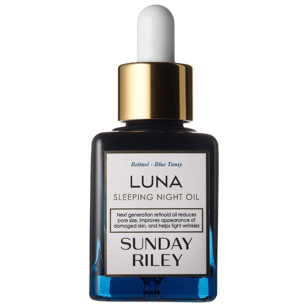 Sunday Riley night oil - $69.00 at Sephora