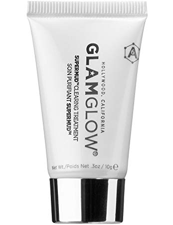 Glamglow Supermud - This is one of my secret weapons when I have a breakout or feel one coming. I use this mask to spot treat, because of my dry skin this mask is a bit harsh for my entire face on a regular but it's perfect for getting rid of any skin issues.