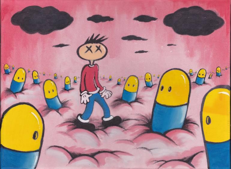 Art fundraiser to help opioid-addicted