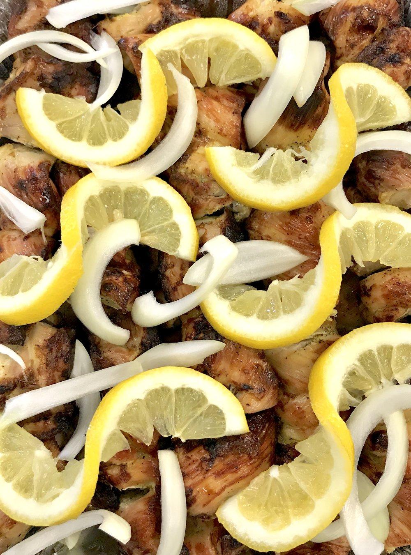 Chicken Platters