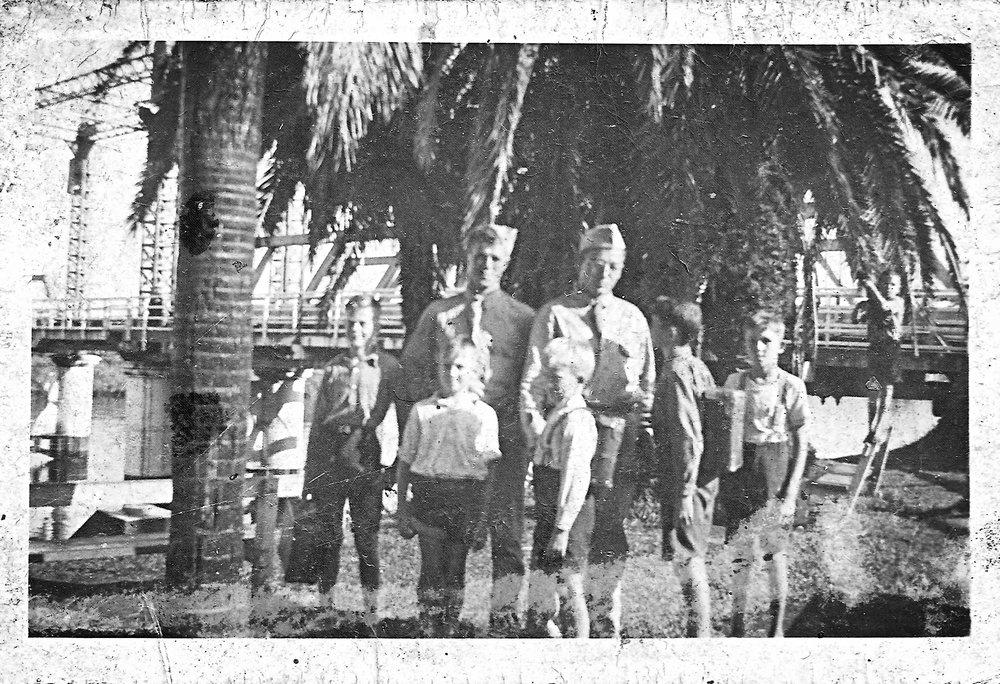 Queensland, Australia - 1941Rockhampton, Australia - 1944 -