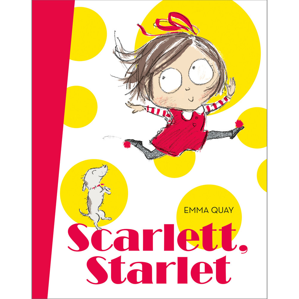 SCARLETT, STARLET by Emma Quay (ABC Books)