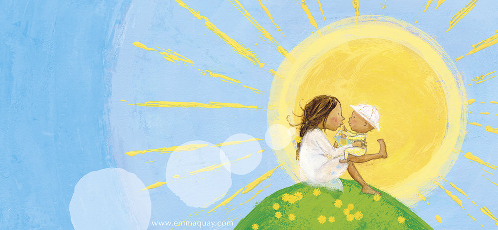 Illustration by Emma Quay from MY SUNBEAM BABY (ABC Books) - www.emmaquay.com .jpg