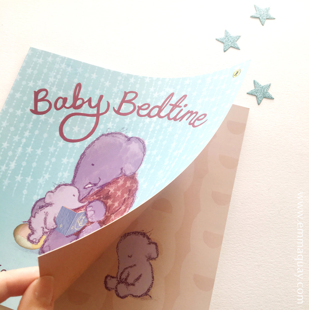 Baby Bedtime   — new in paperback from Picture Puffin