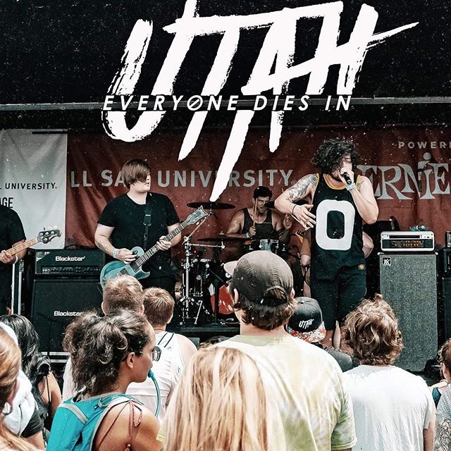 Thank you to Kevin L. and his team for having us on @vanswarpedtour this summer.  Thank you to everyone for coming out to see us!! #warpedtour ZOOM OUT TO SEE THE FULL PICTURE
