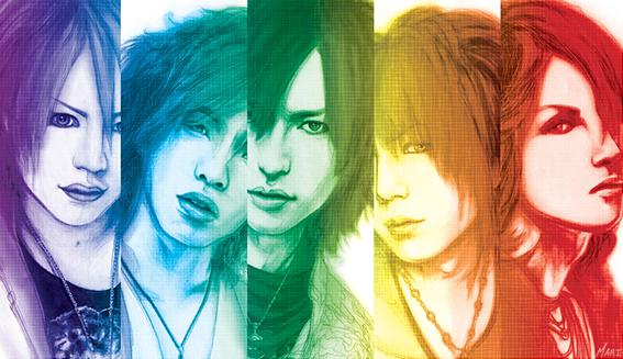 Copy of Alice Nine (Rainbows Edition)