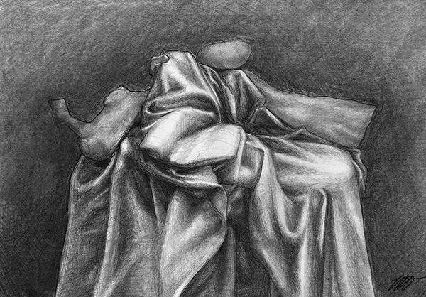 Copy of Drape Study #1