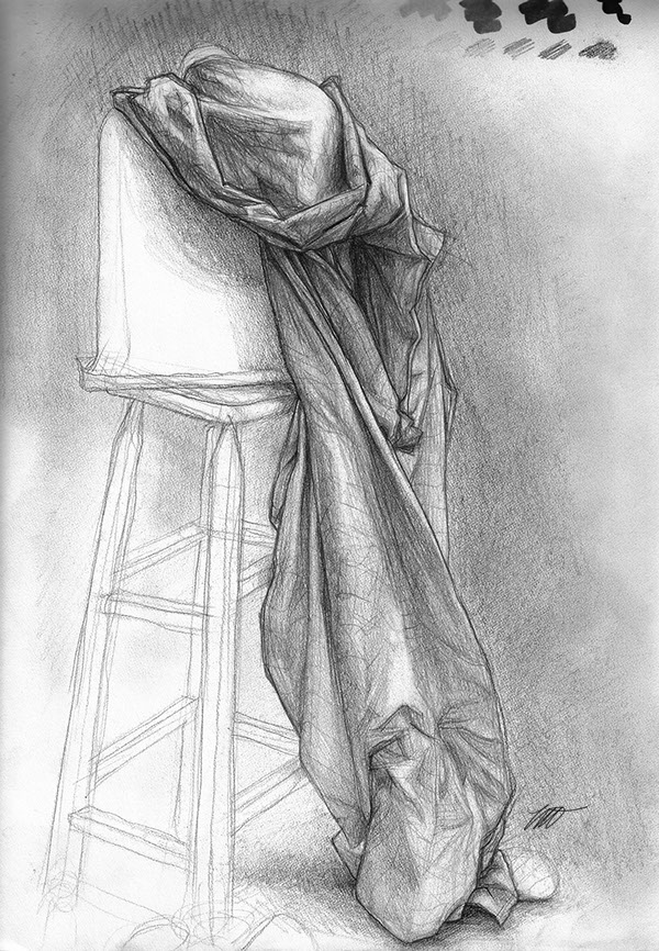 Copy of Drape Study #2