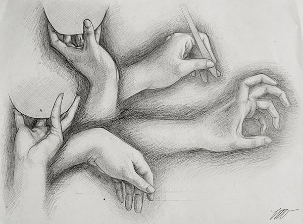 Copy of Hand Study