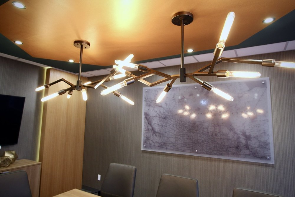 metric design centre, interior design, renovation, contractor, palliser insurance saskatoon, commercial, office, lighting, ceiling mount, feature lighitng.jpg