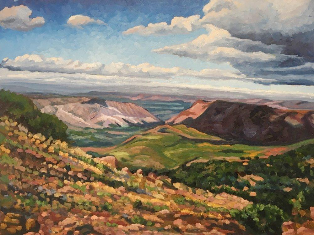 MOUNTAINS & Valleys -