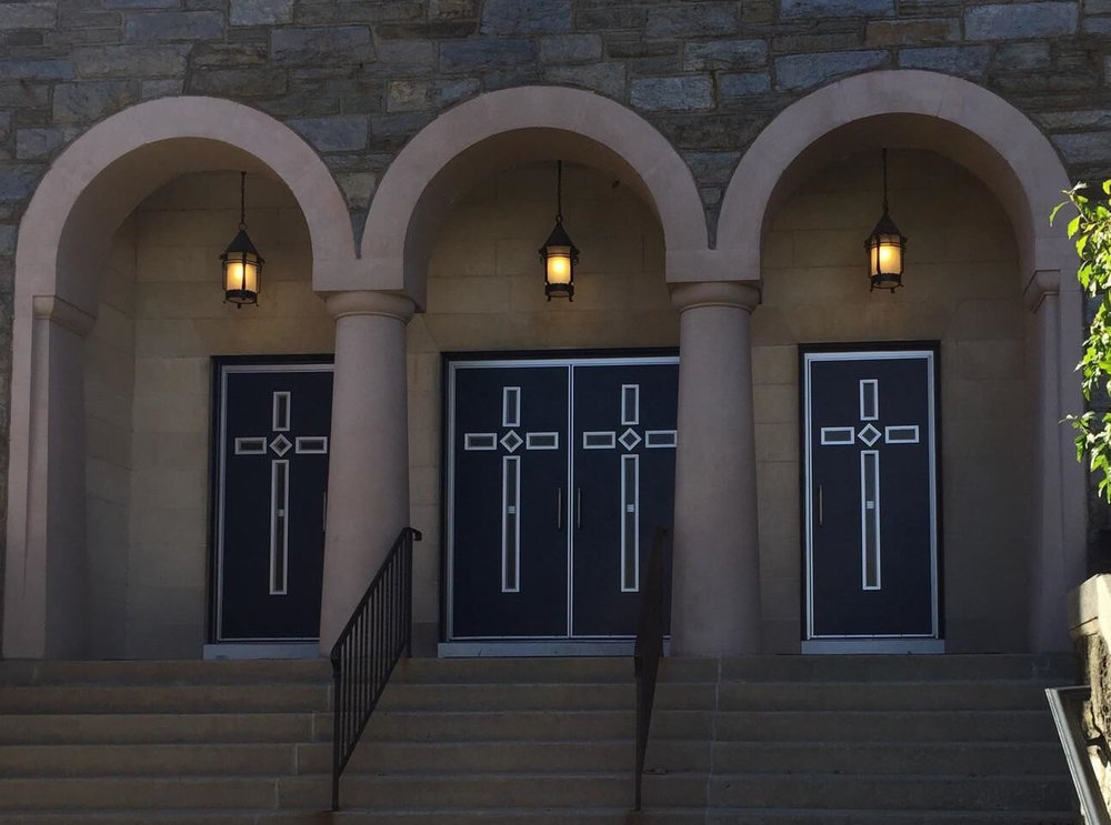 church_cross_doors (1).jpg & FRP Architectural Doors | Aluminum Entrance Systems