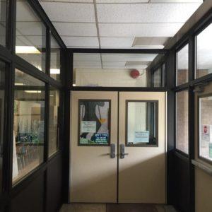 Secure Doors, Glass & Panels
