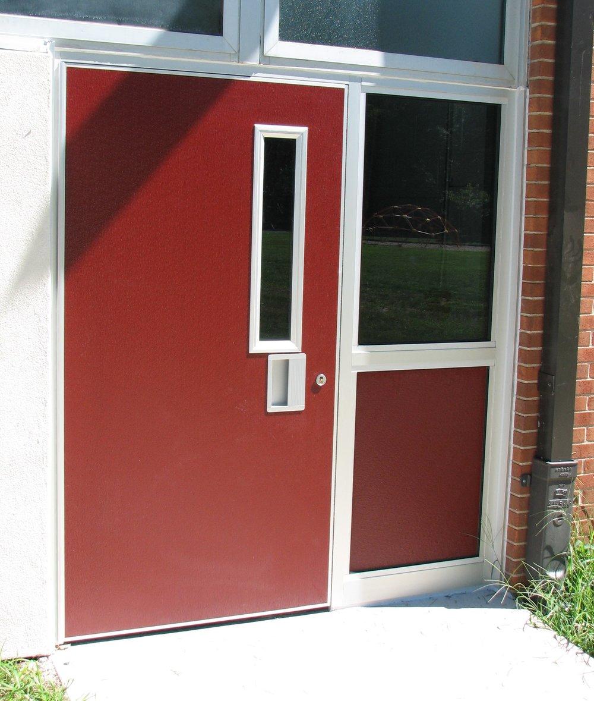 Door, Glass & Panel Pockets