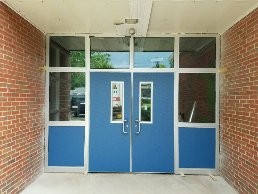 School Entrances