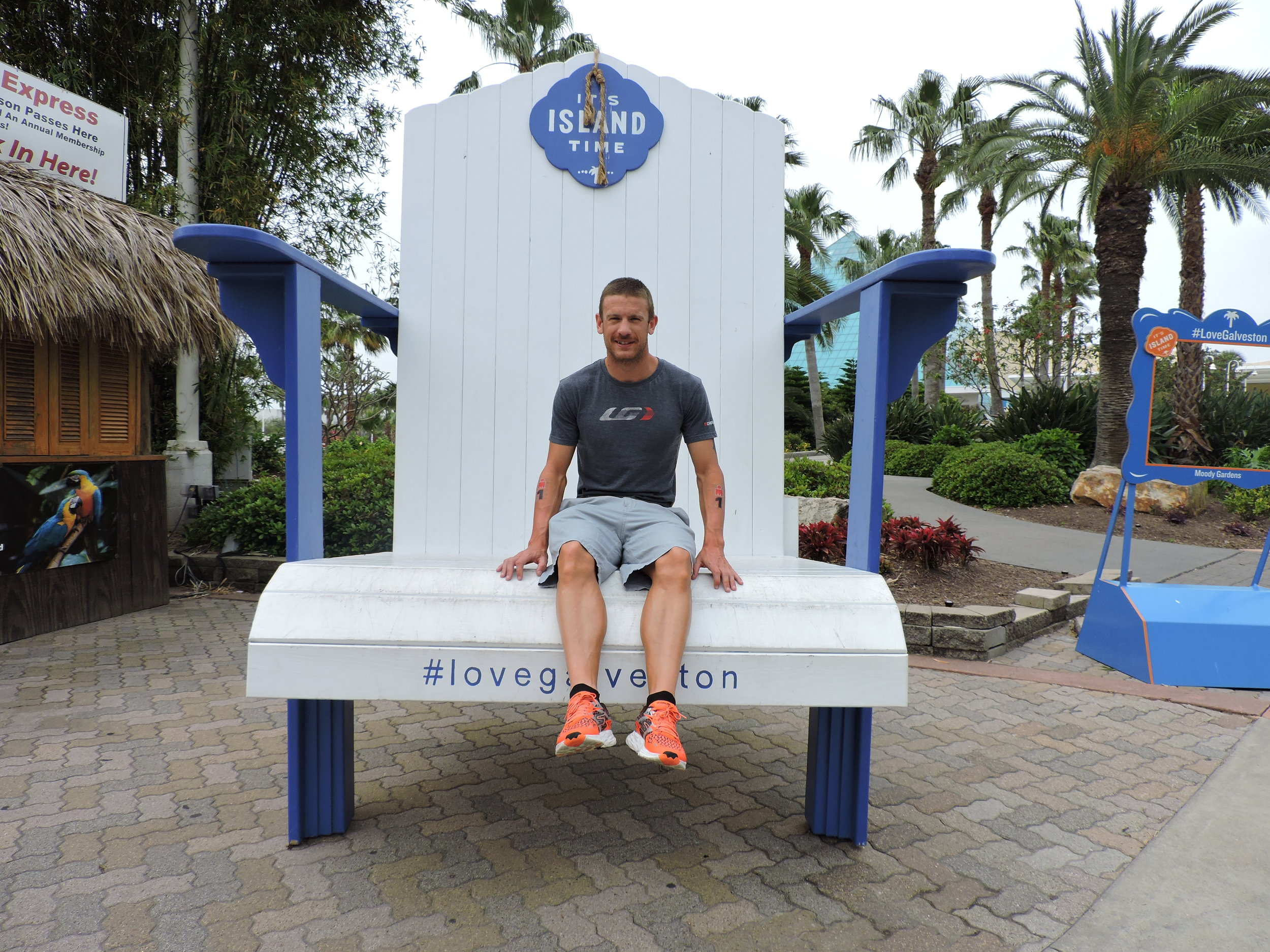 Galveston Big Chair