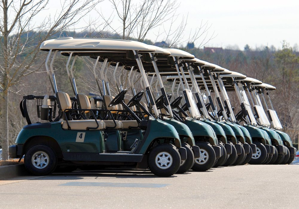 Golf cart sponsorship - $1000 - (2 Available for $1000 each - 1 Sold) Sponsorship includes company logo and branding on all golf carts. Advertised on course marketing, in the dining room and all tournament social media outlets and website.