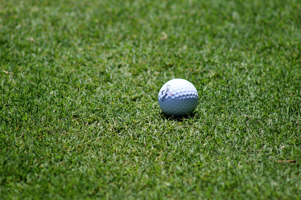 Golf ball sponsor - $1500 - Includes company logo on golf balls given to each player on the day. Advertising on marketing materials on the golf course, in the dining room and on all tournament social media outlets and website.