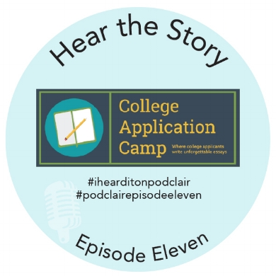 Episode 11 College Application Camp