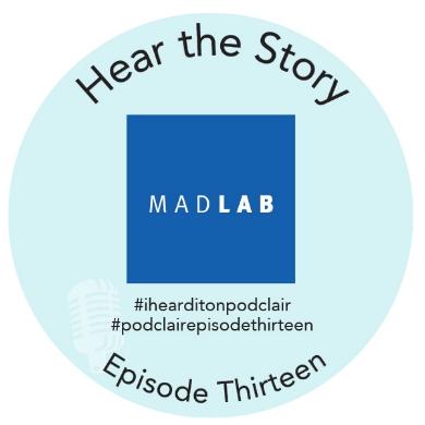 Podclair Episode 13 MadLAB