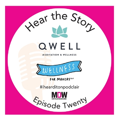 Podclair MDW Ep20 Qwell and Wellness For Makers