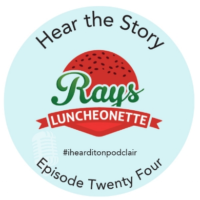 Podclair Episode 24 Rays