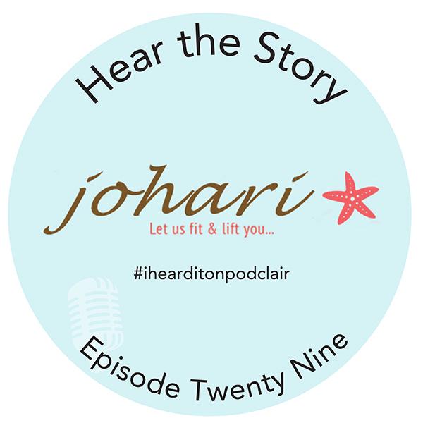 Podclair Episode 29 Johari