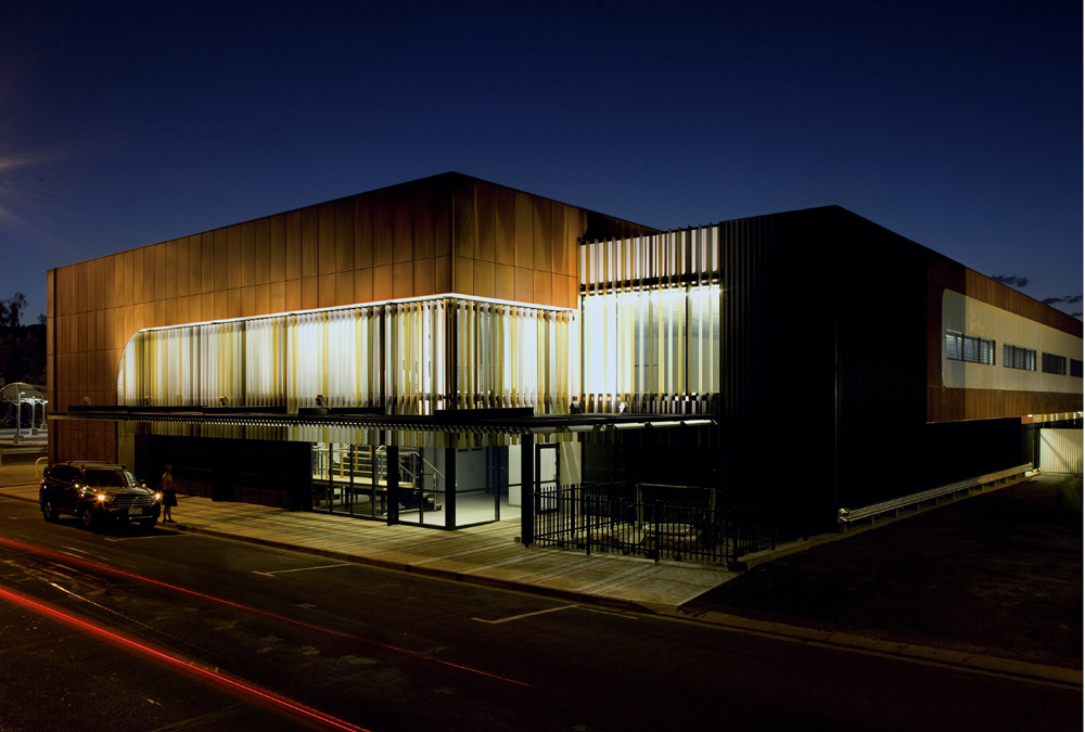 Commercial Building - Alice Springs QLD