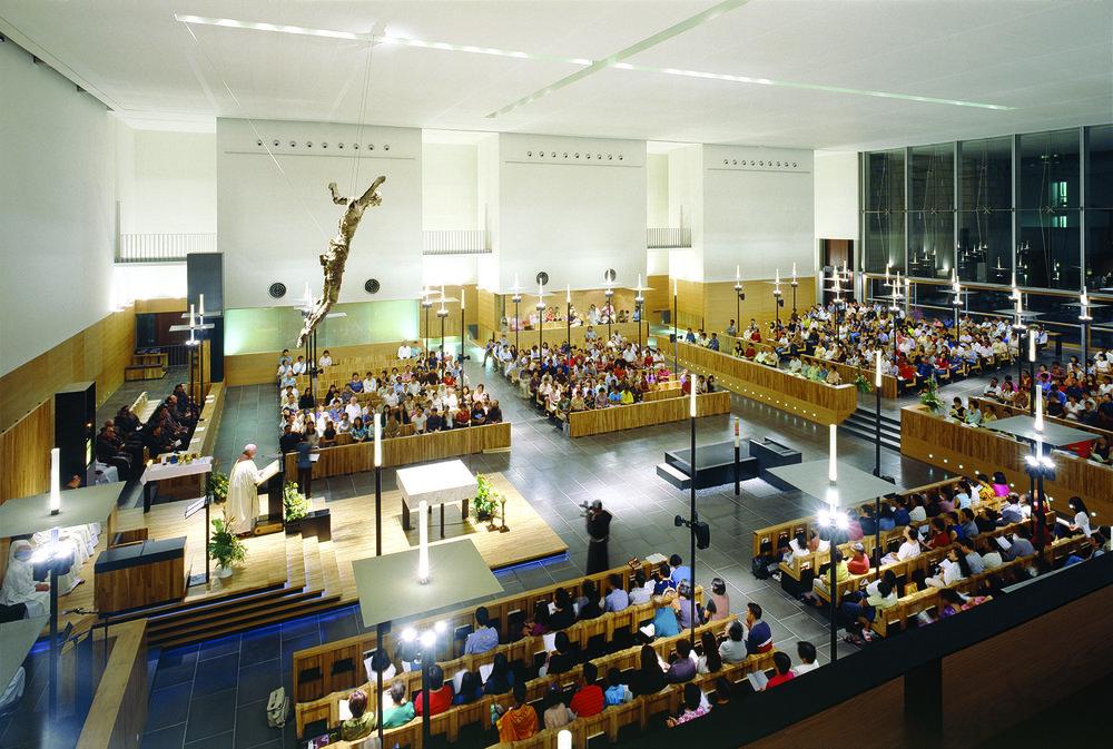 Church - Singapore